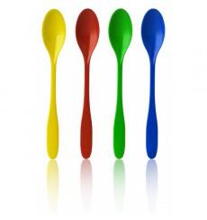Plastic Ice Cream Spoon Pack 17,5cm (2.000 Units)