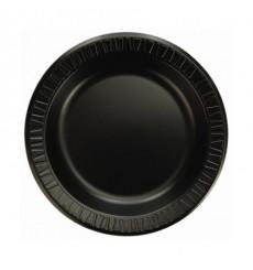 Plato Termico Foam Negro 150 mm (125 Uds)