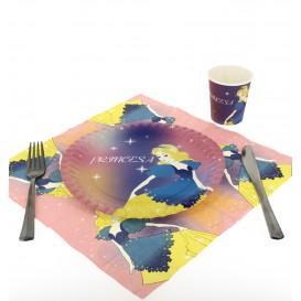 Paper Napkin Princess Design 33x33cm (500 Units)