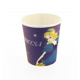 Paper Cup Princess Design 200 ml (500 Units)