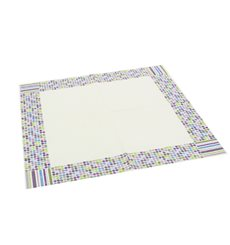 Paper Napkin Stripes and Moles Design 33x33cm (500 Units)