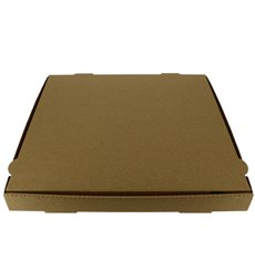 Corrugated Box Kraft 33x33x3,5cm (100 Units)