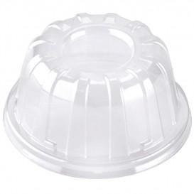 Plastic Dome Lid Clear 11x6cm (1000 Units)