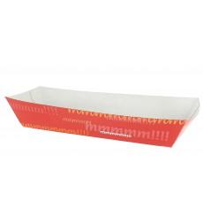 Paper Hot Dog Tray 17x5,5x3,8cm (1000 Units)