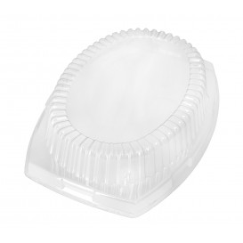 Plastic Lid for Tray 23X18cm (125 Units)