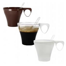Plastic Cup Clear 80ml (1200 Units)