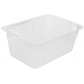Plastic Deli Container PP Heat Sealable 2000ml (600 Units)