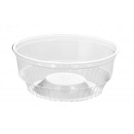 Plastic Container PET Crystal Solo® 3,5Oz/100ml Ø8,3cm (50 Units)