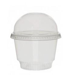 Plastic Container PET Crystal Solo® 8Oz/240ml Ø9,2cm (1000 Units)