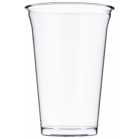 Plastic Cup PET 550 ml Ø9,5cm (56 Units)