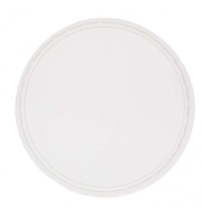 Plastic Lid PP for Deli Container Ø10,5cm 125,150,200,250,300,400,500 (1000 U)
