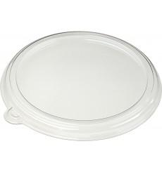 Tapa de Plastico Transparente para Bol 1000ml Ø21cm (300 Uds)
