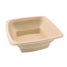 Sugarcane Bowl 1000ml 18x18x6cm (300 Units)