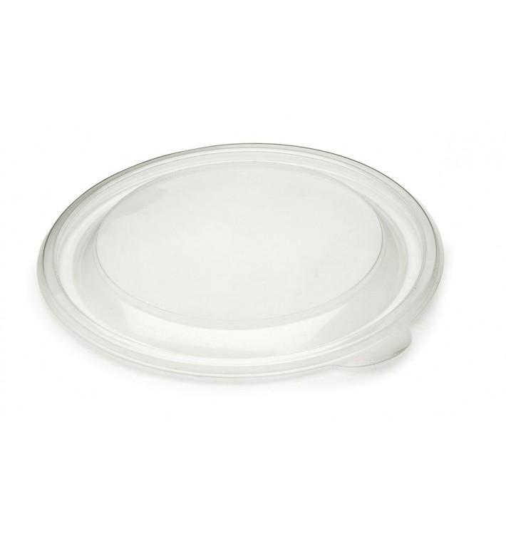 Plastic Lid PP Rigid Clear Ø23cm (25 Units)
