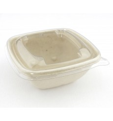 Sugarcane Bowl 500ml 13x13x6cm (500 Units)