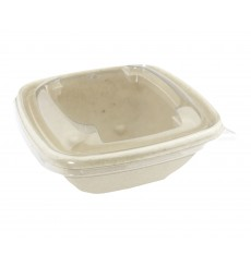 Sugarcane Bowl 375ml 13x13x5cm (500 Units)