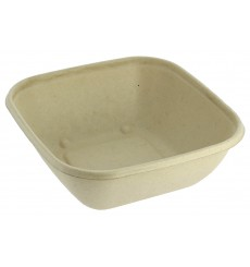 Sugarcane Bowl 750ml 17x17x5cm (300 Units)