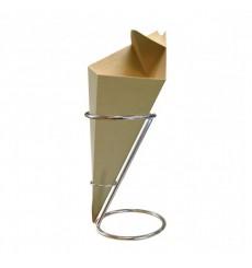 Serving Basket Containers Steel Ø11,5x18cm (1 Unit)