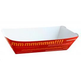 Paper Food Boat Tray 780ml 15,5x9x5,5cm (25 Units)