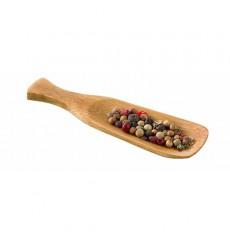 "Bamboo Tasting Spoon ""Baseball"" 10x3cm (144 Units)"