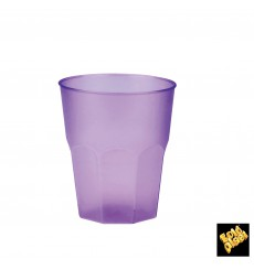 """Plastic Cup PP """"Frost"""" Lilac 270ml (20 Units)"""