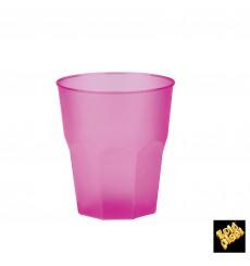 "Plastic Cup PP ""Frost"" Fuchsia 270ml (20 Units)"