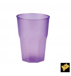 """Plastic Cup PP """"Frost"""" Lilac 350ml (420 Units)"""