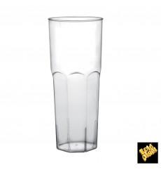 Plastic Collins Glass PS Clear Ø6,5cm 350ml (10 Units)