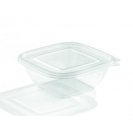 Plastic Bowl PET 1000ml 190x190x50mm (300 Units)