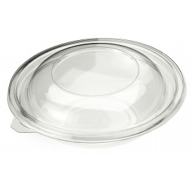 Plastic Lid for Bowl PET Ø14cm (50 Units)