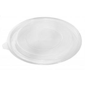 Plastic Lid for Bowl PET Flat Ø18cm (360 Units)