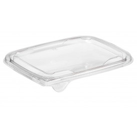 Plastic Lid for Deli Container PET Flat 18x14cm (390 Units)