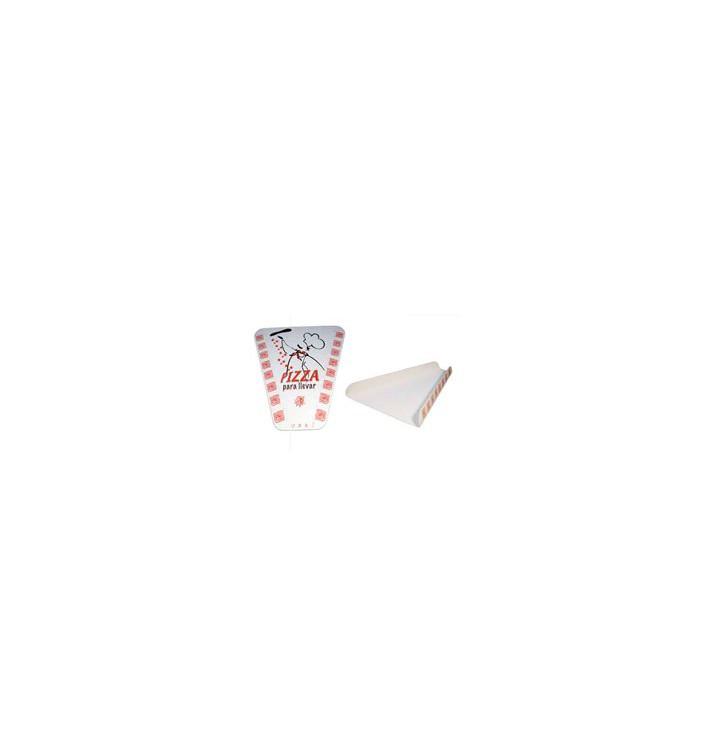 Corrugated Pizza Slice Box (500 Units)
