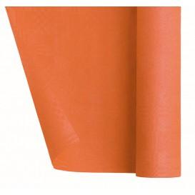Paper Tablecloth Roll Orange 1,2x7m (25 Units)
