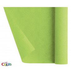 Paper Tablecloth Roll Lime Green 1,2x7m (25 Units)