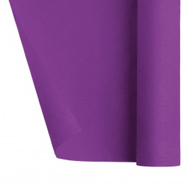 Paper Tablecloth Roll Violet 1,2x7m (25 Units)