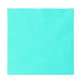 Paper Napkin 2 Layers Light Blue 33x33cm (1200 Units)