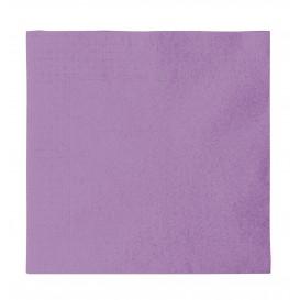 Paper Napkin 2 Layers Lilac 33x33cm (50 Units)