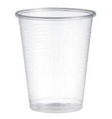 Vaso de Plastico PP Transparente 200ml Ø7,0cm (3000 Uds)