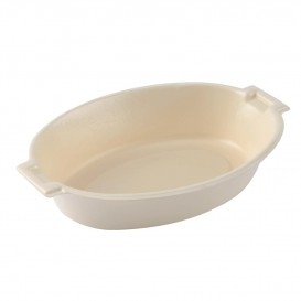 "Foam Pot Foam ""Quiet Classic"" With Honey Handles 18x13 cm (125 Units)"