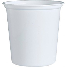 """Plastic Deli Container PP """"Deli"""" 32Oz/960ml White Ø12cm (25 Units)"""