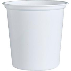 """Plastic Deli Container PP """"Deli"""" 32Oz/960ml White Ø12cm (500 Units)"""