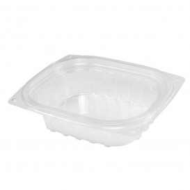 "Plastic Deli Container OPS ""ClearPac"" Clear 118ml (63 Units)"