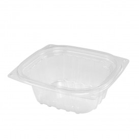 "Plastic Deli Container OPS ""ClearPac"" Clear 177ml (1008 Units)"