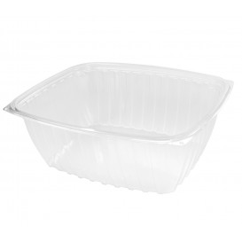 "Plastic Deli Container OPS ""ClearPac"" Clear 1893ml (63 Units)"