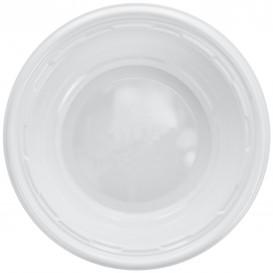 Plastic Bowl PS White 120ml Ø11,5cm (125 Units)