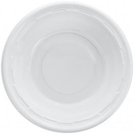Plastic Bowl PS White 360ml Ø15cm (1000 Units)