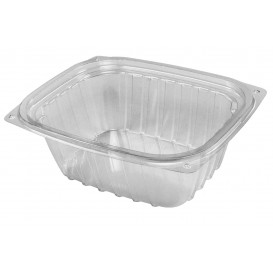 "Plastic Deli Container OPS ""ClearPac"" Clear 355ml (63 Units)"
