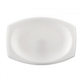 "Foam Tray ""Concorde"" White 23X18cm (125 Units)"