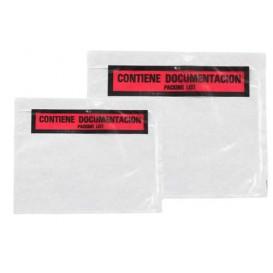 Packing List Envelopes Self Adhesive Printed 3,30x2,35cm (250 Units)